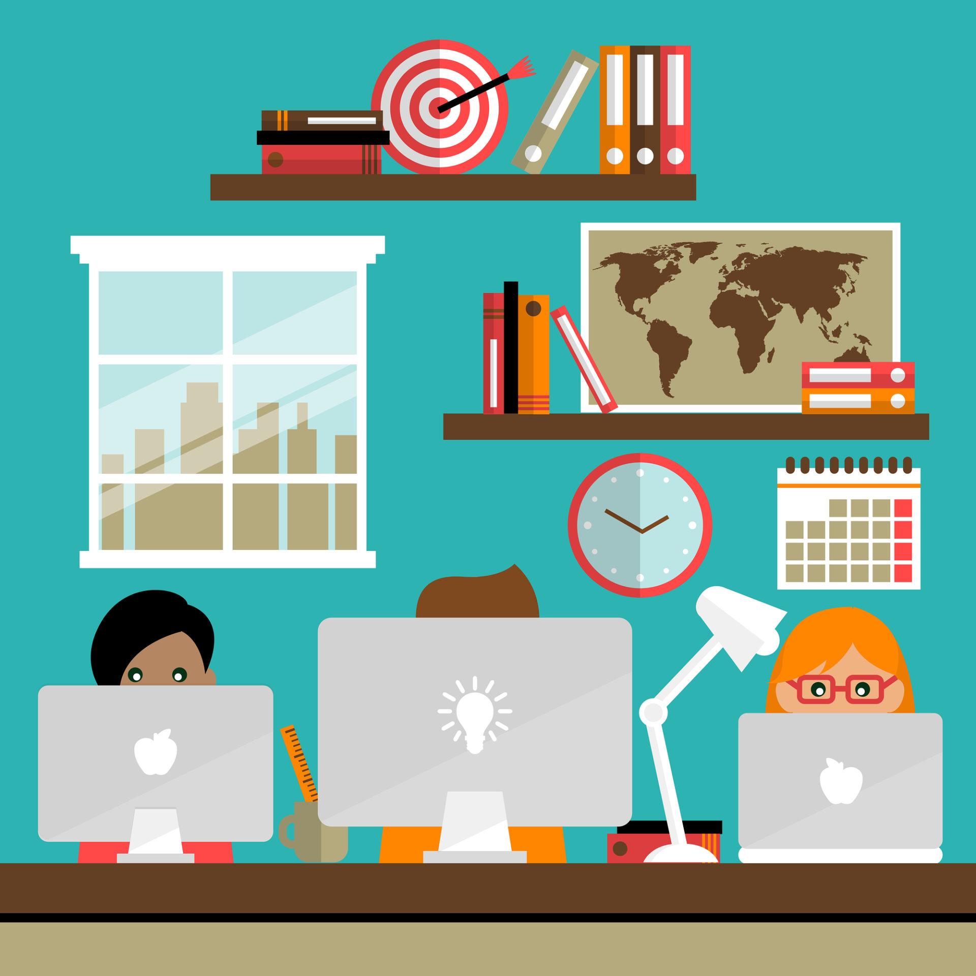 Les 5 types d'entreprise selon leur degré de digitalisation